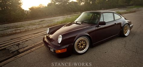 stanced porsche 964 color advice needed on bbs rs wheel rebuild pelican