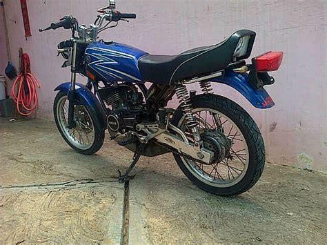 Modif Rx King Tahun 97 by Rx King Tahun 2004 Modif Jual Motor Bekas