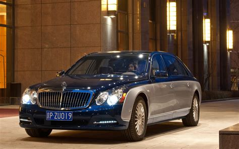Daimler Finally Kills Maybach, Will Replace With Stretched