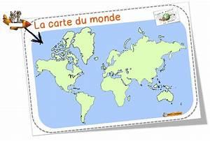 Planisphère Noir Et Blanc : autour du monde diaporamas et le ons bout de gomme ~ Melissatoandfro.com Idées de Décoration
