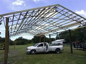 steel truss pole barn available in florida georgia and With alabama steel pole barns