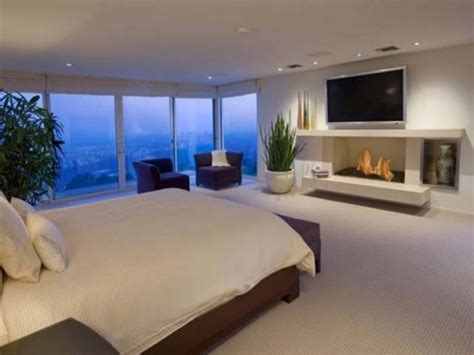 Tv In Bedroom Design Ideas by Modern Bedroom With Tv Designs