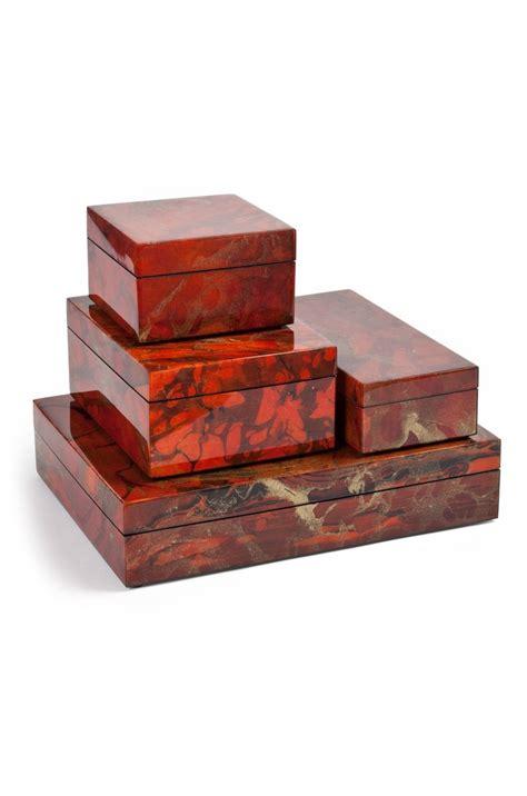 decorative boxes luxury designer desk boxes  beautiful