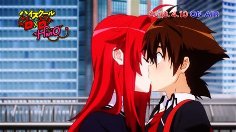 high school dxd hero shows  action   sexiest side