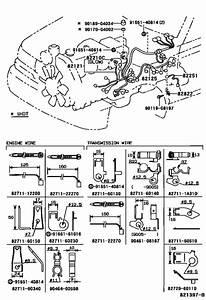 1992 Toyota Land Cruiser Wiring Diagram : wiring clamp for 1990 1998 toyota land cruiser hdj80 ~ A.2002-acura-tl-radio.info Haus und Dekorationen
