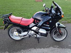 Bmw R1100rs Motorcycle