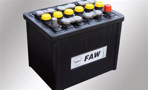 Handwerklich hergestellte Batterien für Oldtimer