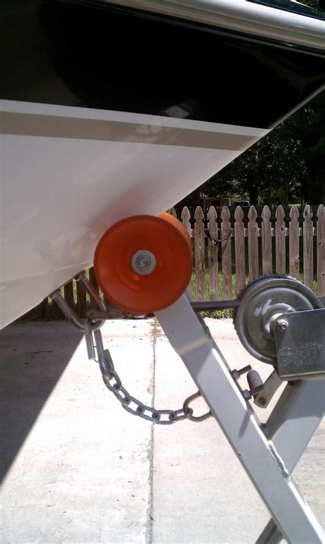 Boat Trailer Safety Chain by Tips For Loading Trailering A 2 Boats