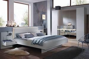 Tecoa von rauch steffen schlafzimmer m bel wei komplett for Steffen möbel schlafzimmer
