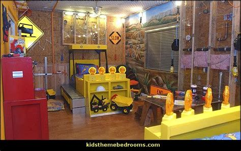 Construction Room Decor by Decorating Theme Bedrooms Maries Manor Transportation