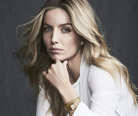 Annabelle Wallis Revealed New Face For Panthere