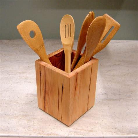 kitchen utensil holder ideas wooden kitchen utensil holder kitchen ideas