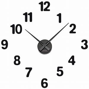 Uhr Mit Zahlen : gro e zahlen uhr wandtattoo ~ A.2002-acura-tl-radio.info Haus und Dekorationen