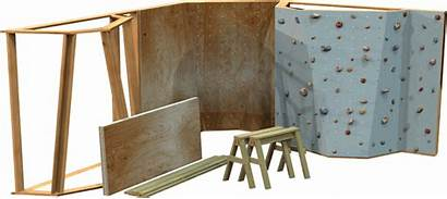 Wall Climbing Build Board