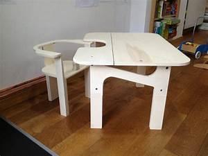 Chaise Et Table Enfant : table et chaise enfant par tetart sur l 39 air du bois ~ Teatrodelosmanantiales.com Idées de Décoration