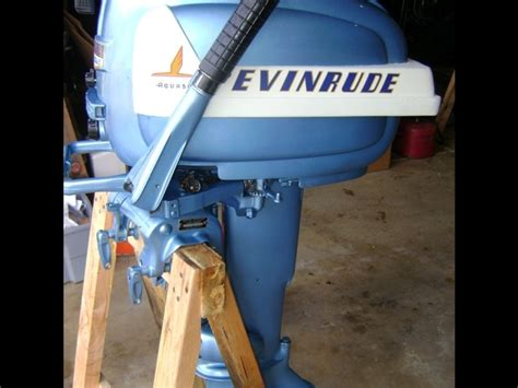 Identification Tag With Serial Number 1954 Evinrude