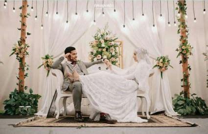 dekorasi pernikahan sederhana  murah tapi berkesan mewah