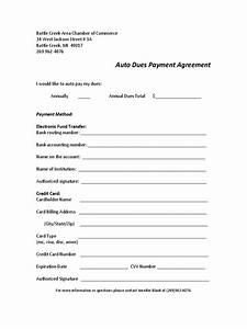 car payment agreement form 3 free templates in pdf word With car payment plan agreement template