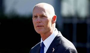 Florida Governor Rick Scott to challenge Bill Nelson for ...