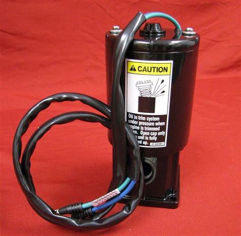 new mercury oem trim tilt motor kit p n 893907a02 s s 809885a2 745061297944 ebay