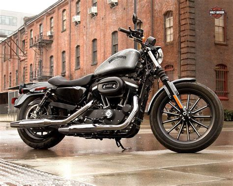 Harley Davidson Iron 883 Image by Wallpapers 2015 Harley Davidson Iron 883 Wallpaper Cave