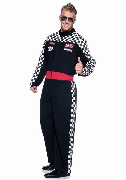 Costume Race Driver Mens