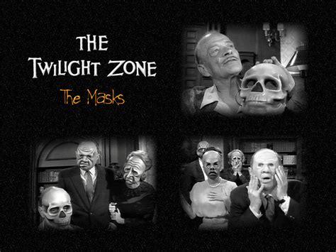 Twilight Zone Images The Twilight Zone Images The Masks Hd Wallpaper And
