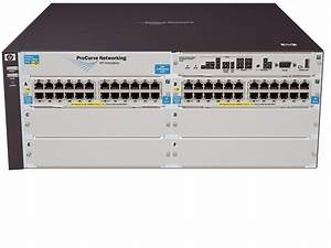 Hp 5406 Zl Switch Chassis  J8697a  Replacement