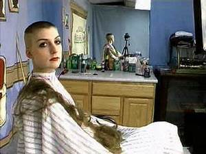 Woman Shave Barber Shop 85 best images about hot sexy