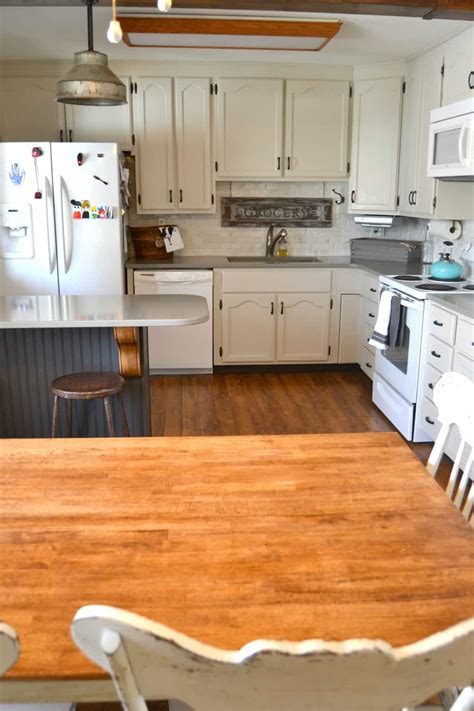 do it yourself kitchen makeover hometalk do it yourself kitchen makeover my creative days