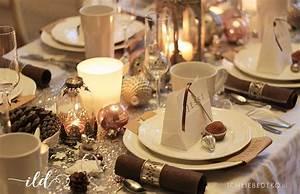 Tischdekoration Zu Weihnachten : tischdekoration f r weihnachten ~ Michelbontemps.com Haus und Dekorationen