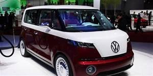 Volkswagen Bulli to go into production New VW Minibus
