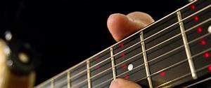 The Fretlight Guitar Will Show You Where To Put Your