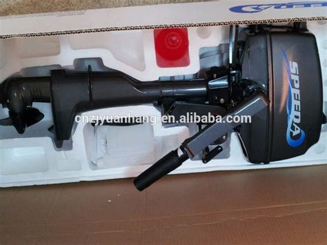 Cheap Outboard Boat Motors by Cheap Boat Motor Outboard 4hp With Ce View Fishing Boat