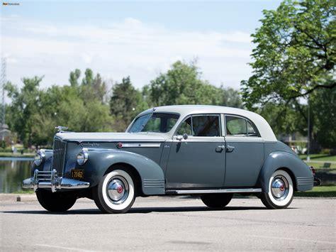 Photos Of 1941 Packard 180 Custom Super Eight Sport