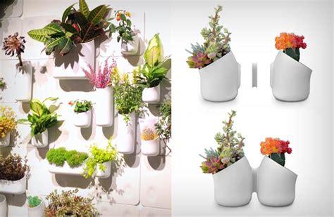 Urbio Wall Planter - vertical magnetic garden by urbio