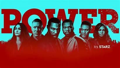 Power Starz Season Tv Shows Five Series