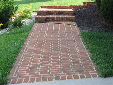 sidewalk paver patterns brick paver sidewalk on behance