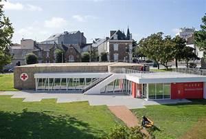 Architecte La Roche Sur Yon : musee blockhaus hopital les sables d olonne quattro architectes nantes la roche sur yon ~ Nature-et-papiers.com Idées de Décoration