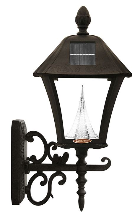 baytown solar outdoor led light fixture
