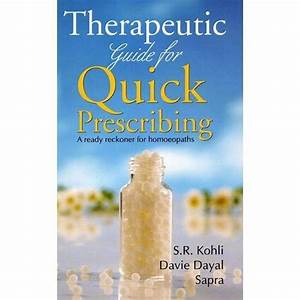 Practice Of Homeopathy At Home