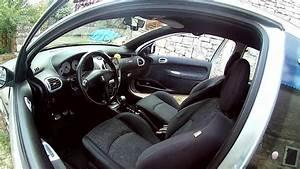Interior Of My Peugeot 206 Quiksilver