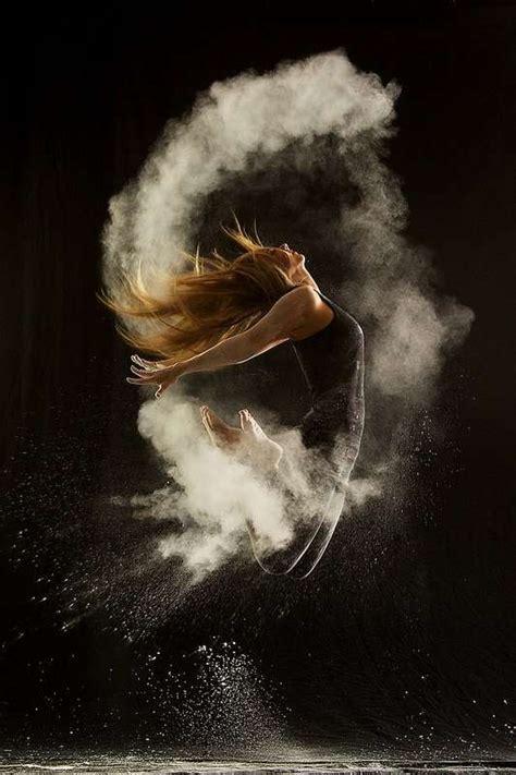 Chalk Dancing  'power Dance' Series By Geraldine Lamanna