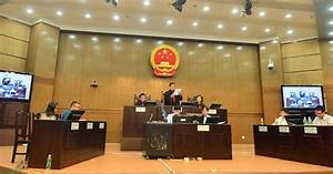 A Chinese Supreme Court Justice Falls from Grace – Foreign ...