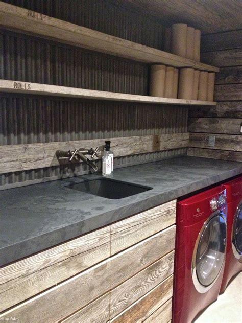backsplash for kitchen countertops slim paley barn laundry room img 3875 rustic home 4252
