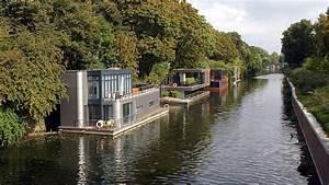 Wohnen Auf Dem Wasser : sch ner wohnen auf dem wasser floating houses ~ Buech-reservation.com Haus und Dekorationen