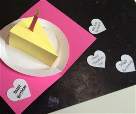 printable cake   delicious birthday pop  card