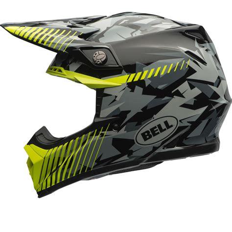 camo motocross bell moto 9 yellow camo motocross helmet bell