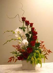 Unique Valentine's rose arrangement designed by Kari ...