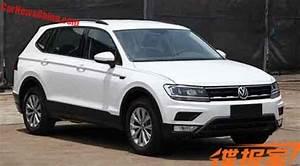 Volkswagen Tiguan 7 Places : spy shots volkswagen tiguan l is naked in china ~ Medecine-chirurgie-esthetiques.com Avis de Voitures